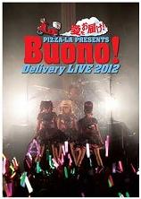 Nouveaux goodies pour la tournée Buono!