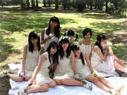 Apparition dans le blog de Michishige Sayumi (26.09.2012)
