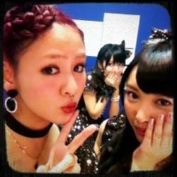 Dans le blog de Sugaya Risako (07.11.2012)