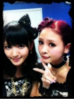 Dans le blog de Sugaya Risako (08.11.2012)
