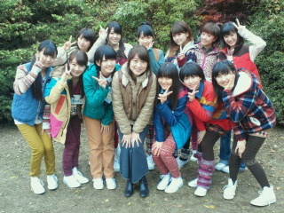 Dans le blog de Shinoda Junko (12.11.2012)